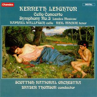 Concerto Pour Violoncelle Op 31;Symphonie N 3 Op 90 Pour Tenor Solo
