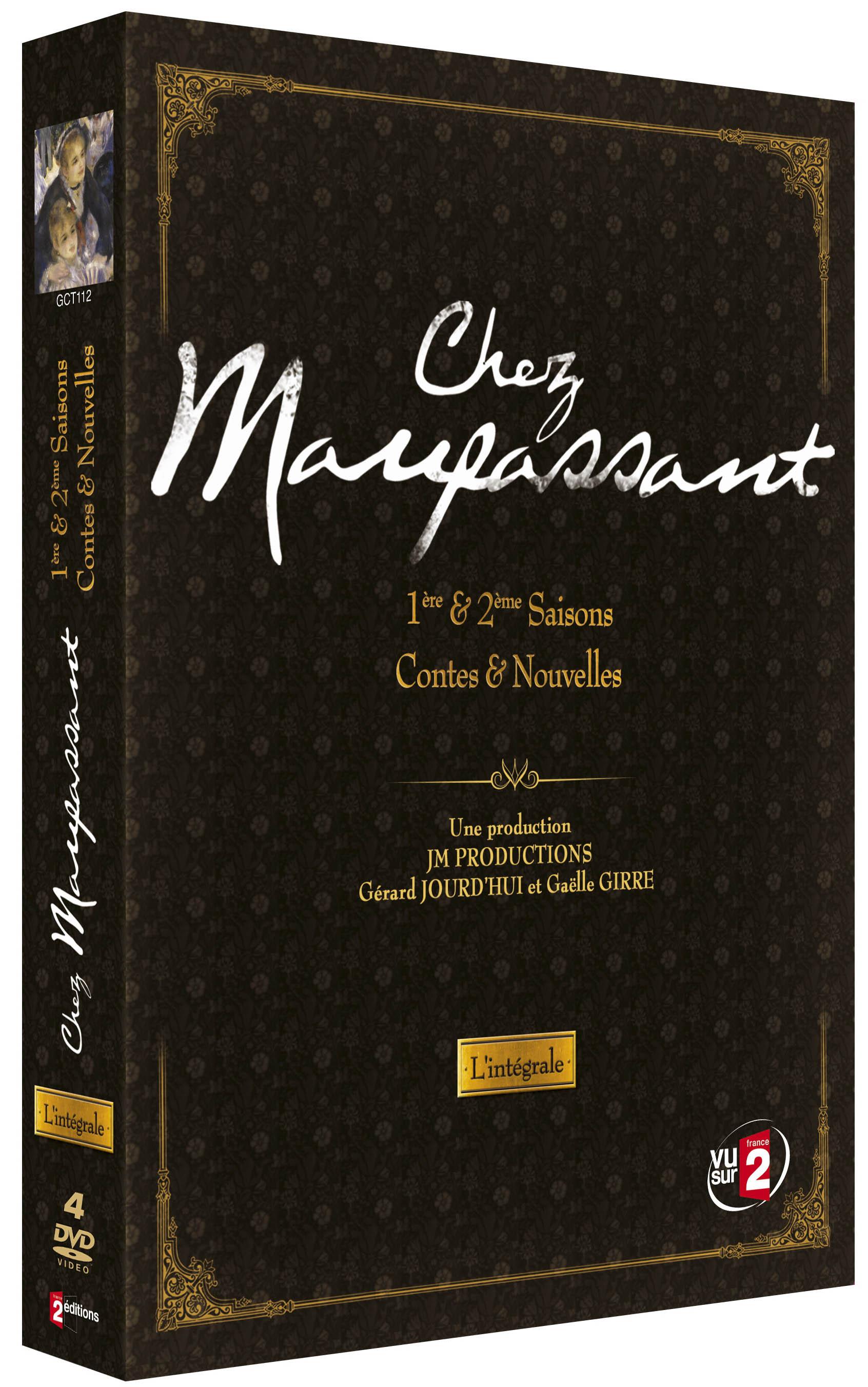 Chez Maupassant - Contes & Nouvelles - 1ère & 2ème saisons