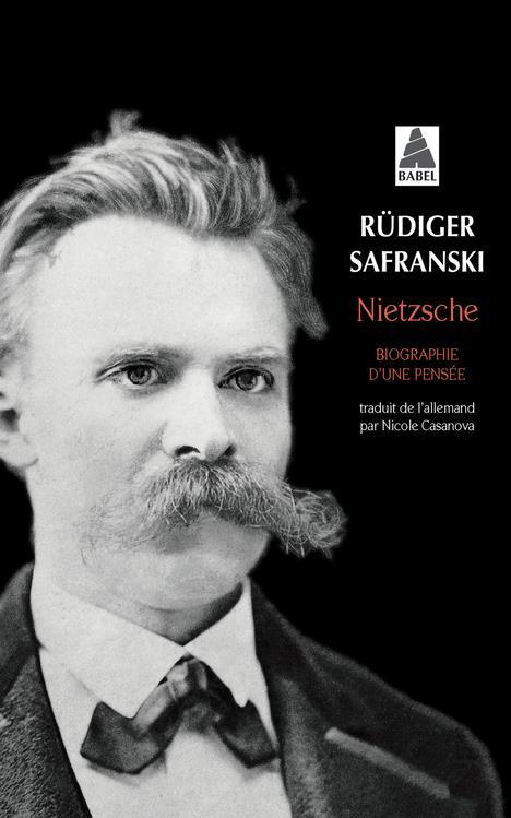 Nietzsche ; biographie d'une pensée