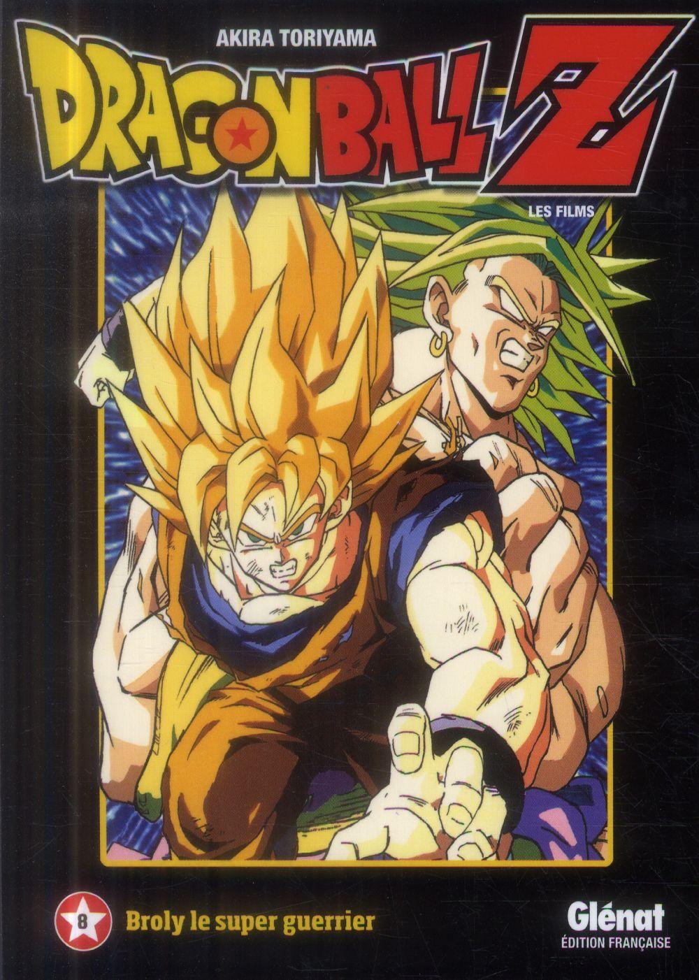 Dragon Ball Z ; Les Films T.8
