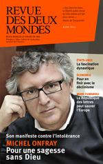Vente Livre Numérique : Revue des Deux Mondes mars 2015  - Franz-Olivier Giesbert - Jean Paul ENTHOVEN - Marc FUMAROLI - Jean - Jean-Luc Macia - Marc-Antoine Brillant - Valérie Toranian