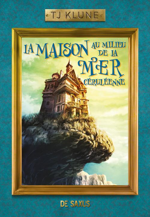 La Maison au milieu de la Mer céruléenne (Ebook)