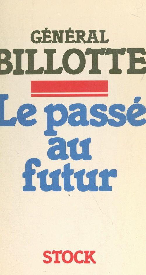 Le passé au futur