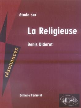 Etude Sur La Religieuse Denis Diderot