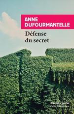 Couverture de Défense du secret
