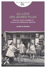 Vente Livre Numérique : Du côté des jeunes filles  - Laura Di Spurio