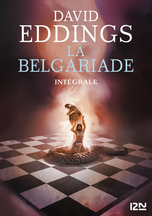 La Belgariade ; INTEGRALE VOL.1 ; T.1 A T.3 ; la Belgariade ; intégrale 1
