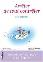 Vente Livre Numérique : Arrêter de tout contrôler  - Odile Chabrillac