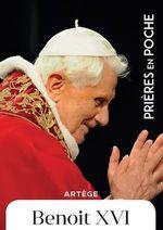 Vente Livre Numérique : Prières en poche - Benoît XVI  - Benoît XVI