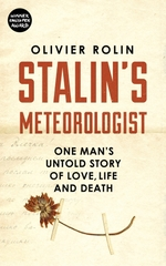Vente EBooks : Stalin's Meteorologist  - Olivier Rolin