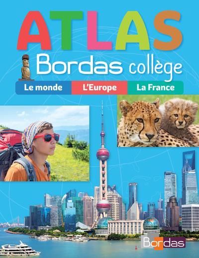 ATLAS BORDAS COLLEGE COLLECTIF