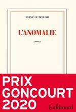 Vente livre : EBooks : L'anomalie  - Hervé Le Tellier