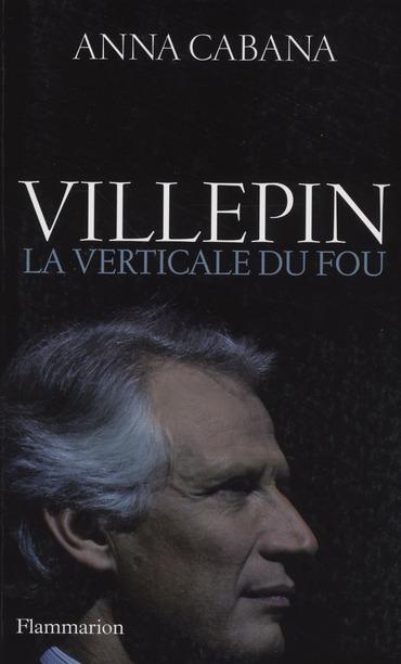 Villepin ; la verticale du fou