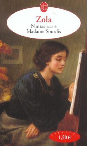 Nantas ; madame Sourdis