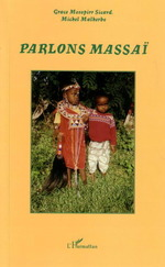 Vente Livre Numérique : Parlons Massaï  - Michel Malherbe - Grace Mesoppirr Sicard