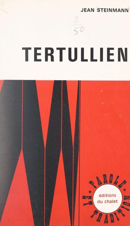 Tertullien