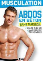 Vente Livre Numérique : Musculation : abdos en béton  - Sophie Godard - Sandrine COUCKE-HADDAD