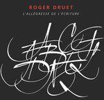 Vente Livre Numérique : L'allégresse de l'écriture  - Roger Druet