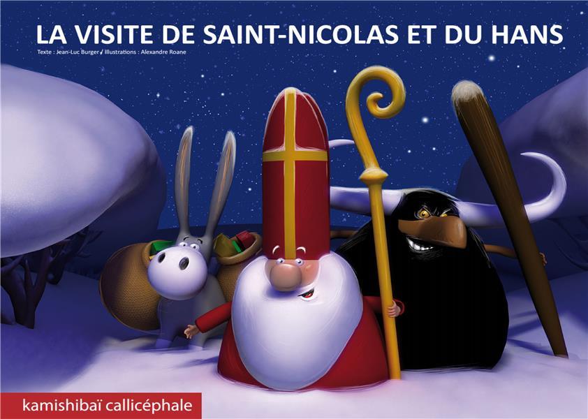 La visite du Saint Nicolas et du Hans