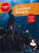 Couverture de Lucrèce borgia