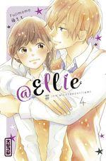Vente Livre Numérique : @Ellie #je n'ai pas besoin de petit ami T.4  - Momo Fuji