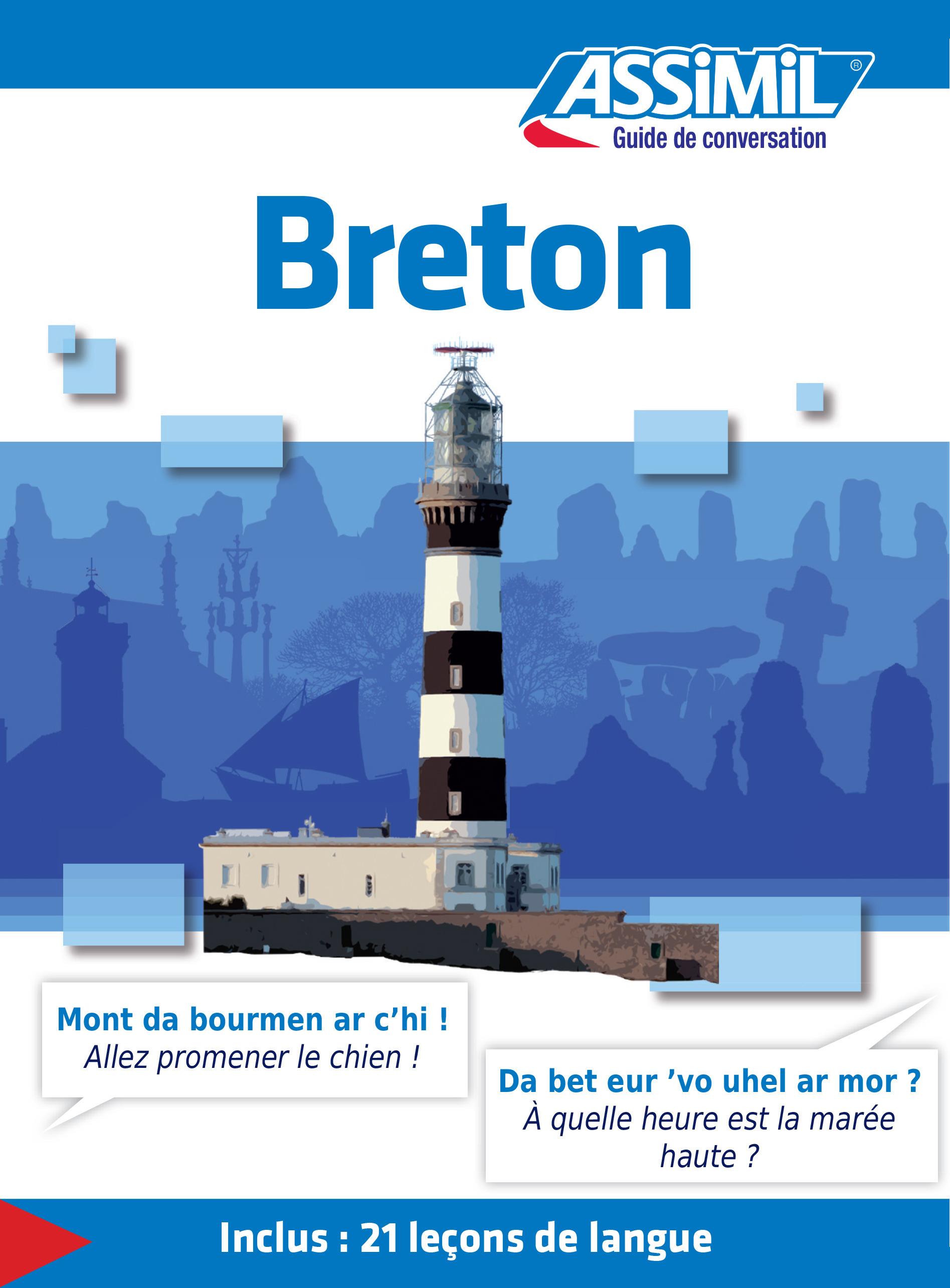 Guides de conversation ; breton