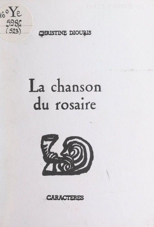 La chanson du rosaire