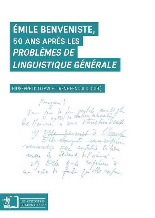 Émile Benveniste