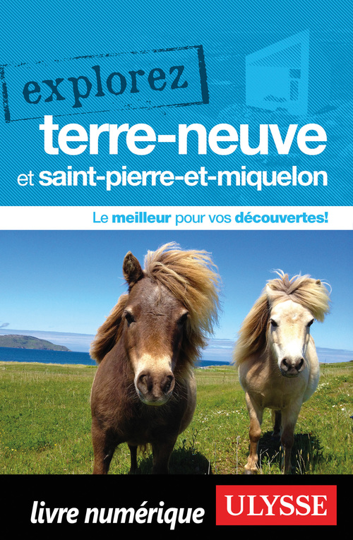 EXPLOREZ ; Terre-Neuve et Saint-Pierre-et-Miquelon (édition 2018)