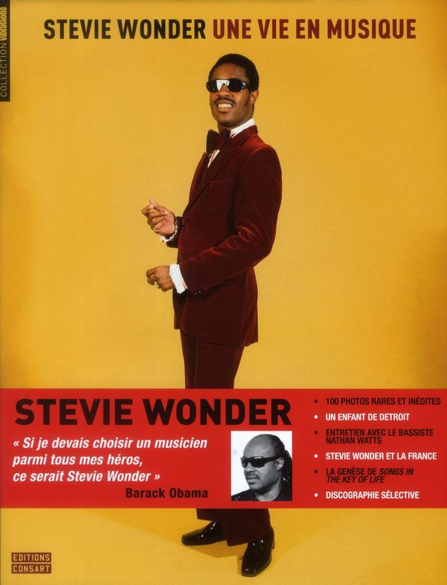 Stevie Wonder, une vie en musique