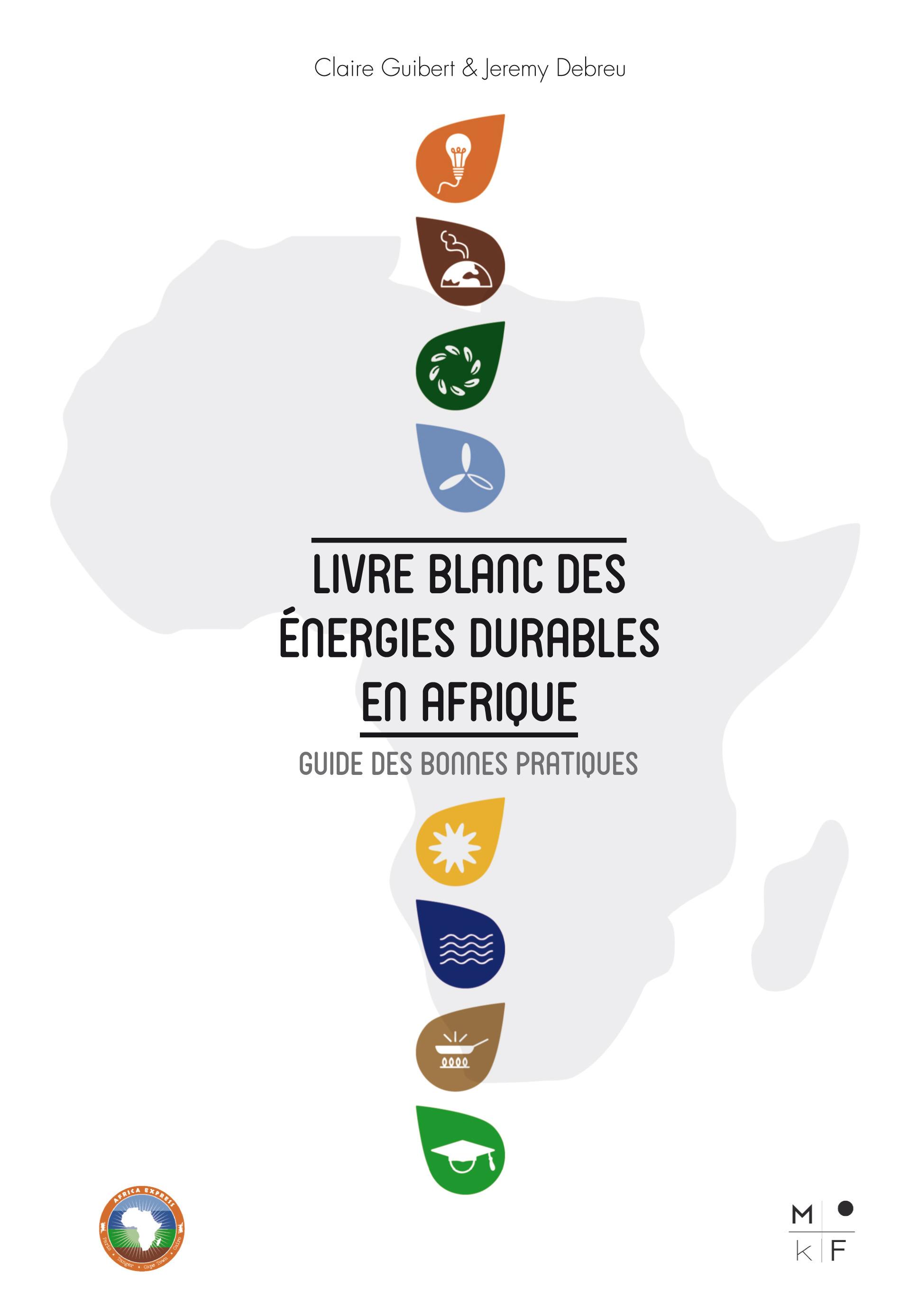 Livre blanc des énergies durables en Afrique ; guide des bonnes pratiques