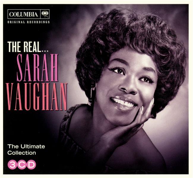 the real Sarah Vaughan