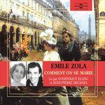 Vente AudioBook : Comment on se marie, comment on meurt  - Émile Zola