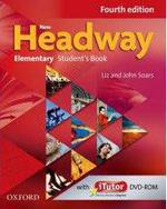 New headway, 4th edition elementary: student's book and itutor pack