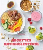 Vente Livre Numérique : Recettes Anticholestérol  - Camille Petit