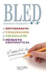 Bled ; 6ème/5ème ; livre de l'élève (édition 2009)