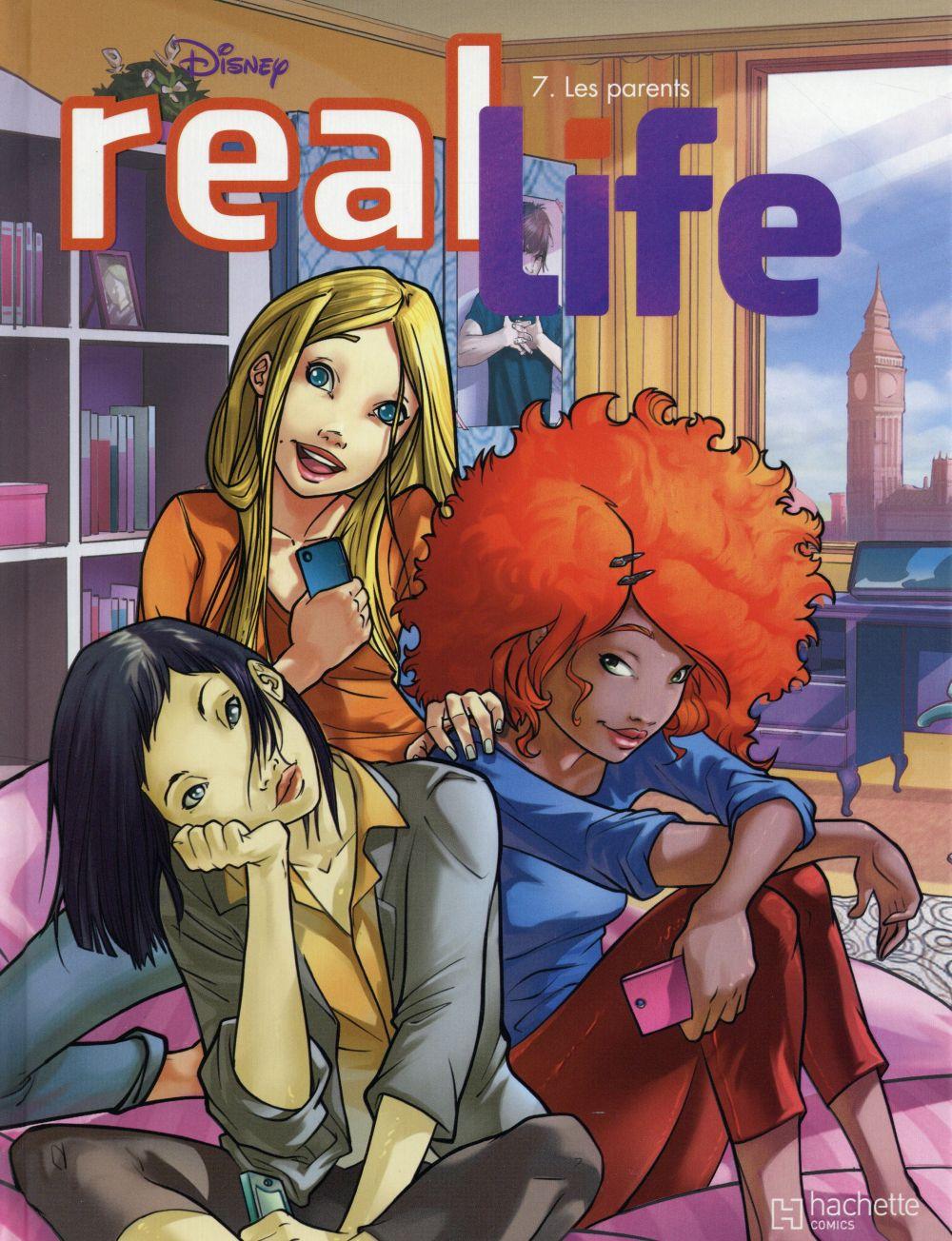 Real Life T.7 ; Les Parents