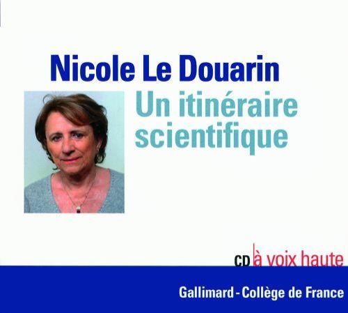 un itinéraire scientifique