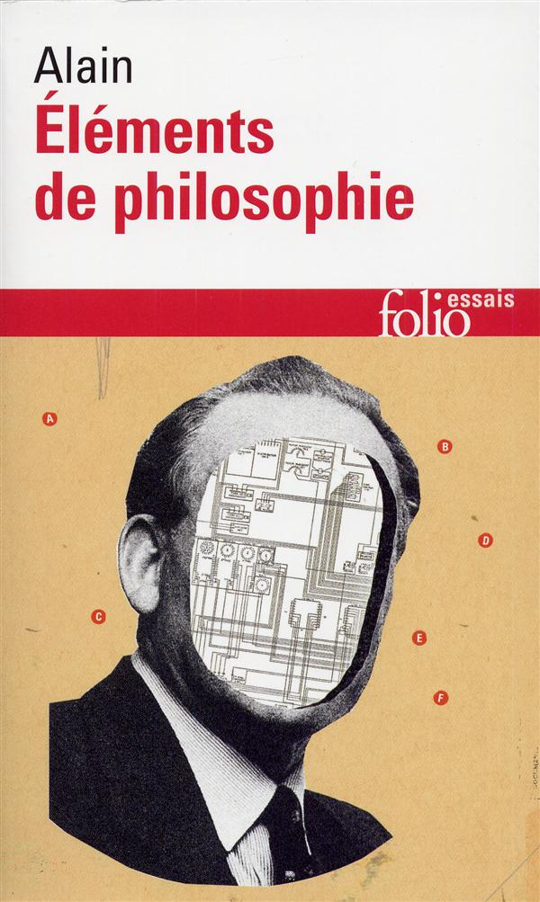 Elements De Philosophie