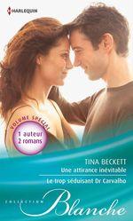 Vente EBooks : Une attirance inévitable - Le trop séduisant Dr Carvalho  - Tina Beckett