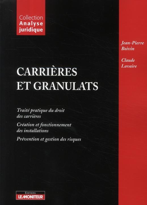 Carrieres Et Granulats