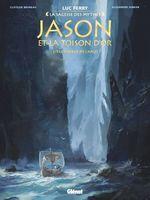 Vente Livre Numérique : Jason et la toison d'or - Tome 02  - Clotilde Bruneau - Didier Poli - Luc Ferry