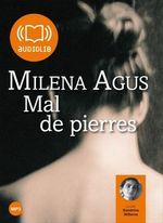 Vente AudioBook : Mal de pierres  - Milena Agus