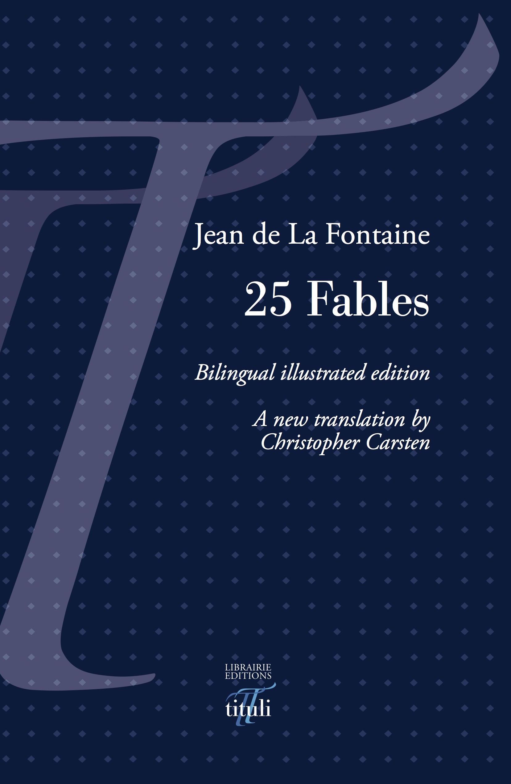 25 fables de La Fontaine