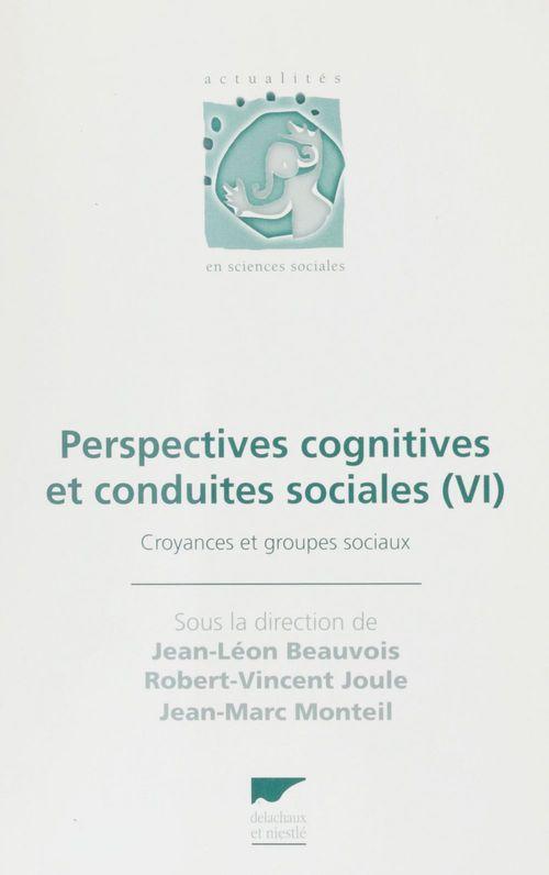 Perspectives cognitives et conduites sociales tvi