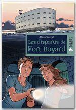 Vente Livre Numérique : Les disparus de Fort Boyard  - Alain Surget