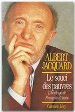 Vente Livre Numérique : Le Souci des pauvres  - Albert Jacquard