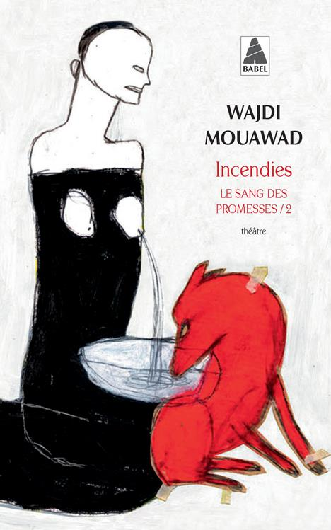 Le sang des promesses t.2 ; incendies