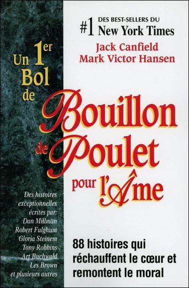 1er Bol De Bouillon De Poulet Pour L'Ame