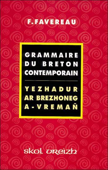 grammaire du breton contemporain
